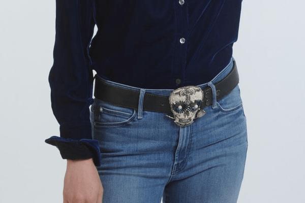 Paul Pearman custom belt buckle
